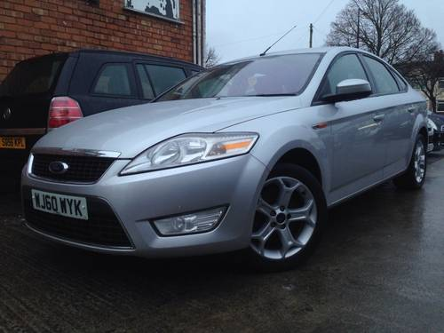 2010 Mondeo 1.8 TDCi Sport   70,000 MILES SOLD (picture 2 of 5)