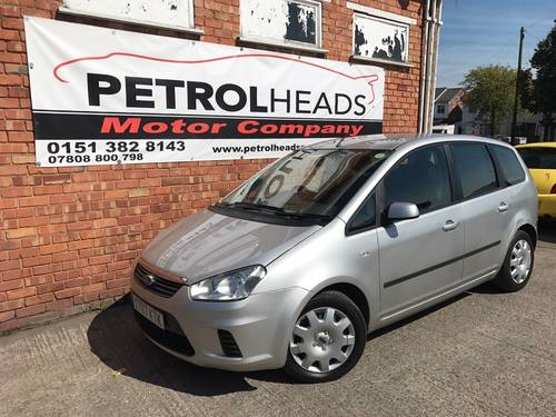 FORD C-Max 1.6 16v Style 2007 MANUAL SOLD (picture 1 of 6)