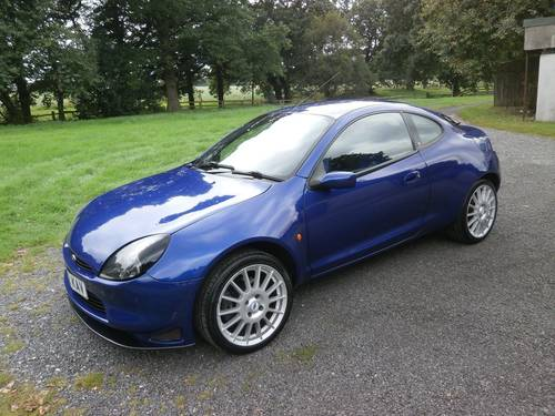 2000 FORD RACING PUMA 296/500 IN BLUE ** PLEASE READ ** SOLD (picture 2 of 6)