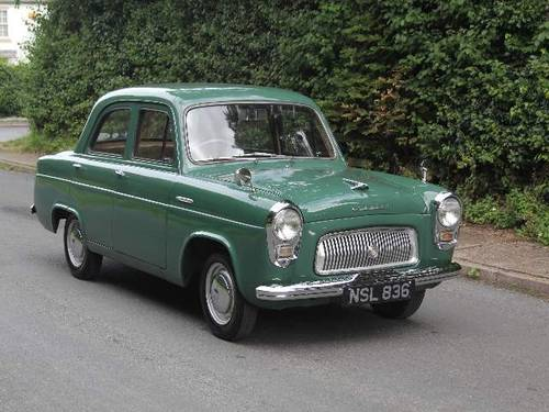 1955 Ford Prefect - Lovely, original car with stunning