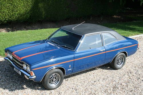 1973 FORD CORTINA MK3 SUPERSPEED 3.1 V6.NOW SOLD,MORE Wanted (picture 1 of 6)