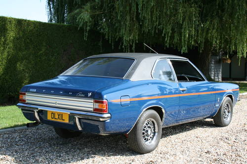 1973 FORD CORTINA MK3 SUPERSPEED 3.1 V6.NOW SOLD,MORE Wanted (picture 5 of 6)