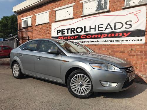 2007  Mondeo 2.0 TDCi Ghia Hatchback 5dr Diesel Manual SOLD (picture 2 of 6)