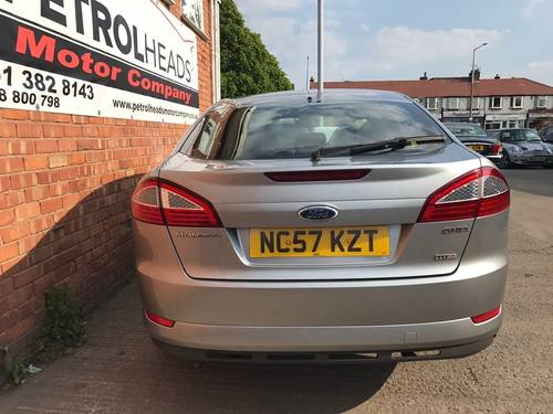 2007  Mondeo 2.0 TDCi Ghia Hatchback 5dr Diesel Manual SOLD (picture 4 of 6)