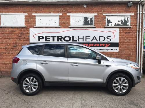 Ford Kuga 2.0 TDCi Titanium SUV 5dr Diesel Manual 4x4  SOLD (picture 1 of 6)