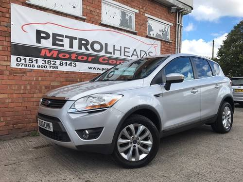 Ford Kuga 2.0 TDCi Titanium SUV 5dr Diesel Manual 4x4  SOLD (picture 2 of 6)