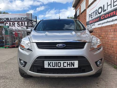 Ford Kuga 2.0 TDCi Titanium SUV 5dr Diesel Manual 4x4  SOLD (picture 3 of 6)