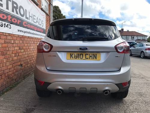 Ford Kuga 2.0 TDCi Titanium SUV 5dr Diesel Manual 4x4  SOLD (picture 4 of 6)