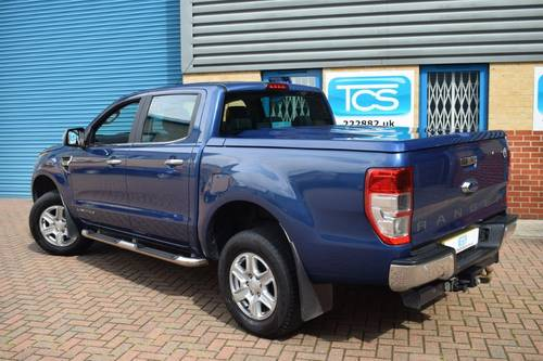 2014 Ford Ranger Limited 3.2 TDCi 4x4 Pick-Up 6-Speed SOLD (picture 2 of 6)