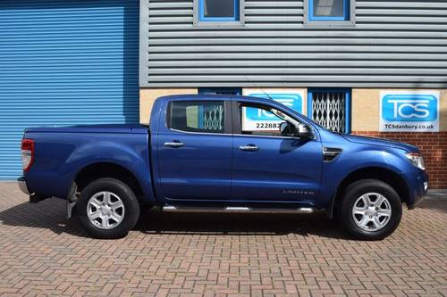 2014 Ford Ranger Limited 3.2 TDCi 4x4 Pick-Up 6-Speed SOLD (picture 3 of 6)