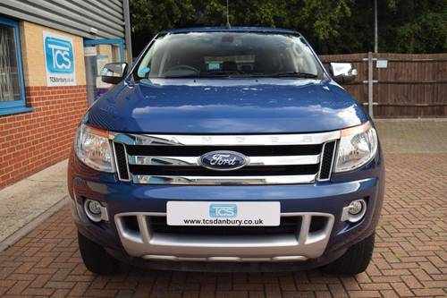 2014 Ford Ranger Limited 3.2 TDCi 4x4 Pick-Up 6-Speed SOLD (picture 4 of 6)