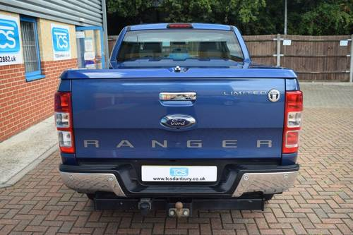 2014 Ford Ranger Limited 3.2 TDCi 4x4 Pick-Up 6-Speed SOLD (picture 5 of 6)