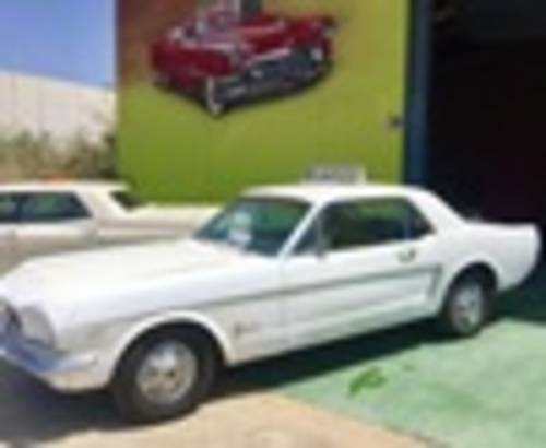 66 FORD MUSTANG V8/289 For Sale (picture 1 of 6)