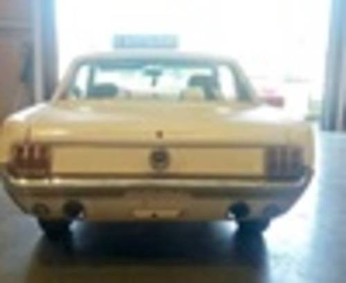 66 FORD MUSTANG V8/289 For Sale (picture 4 of 6)