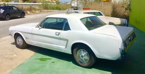 66 FORD MUSTANG V8/289 For Sale (picture 5 of 6)