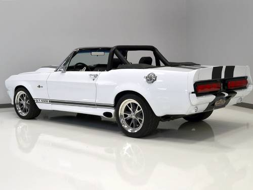 Mustang Gt500 Convertible - Eleanor  recreation For Sale (picture 4 of 5)