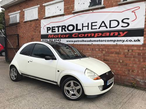 2004 FORD SPORT KA SE SOLD (picture 1 of 5)