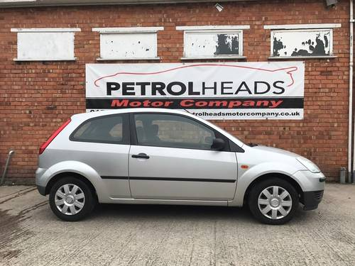 2005 Ford Fiesta 1.25 Finesse Hatchback 3dr SOLD (picture 1 of 6)
