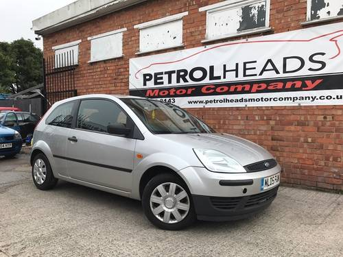 2005 Ford Fiesta 1.25 Finesse Hatchback 3dr SOLD (picture 2 of 6)