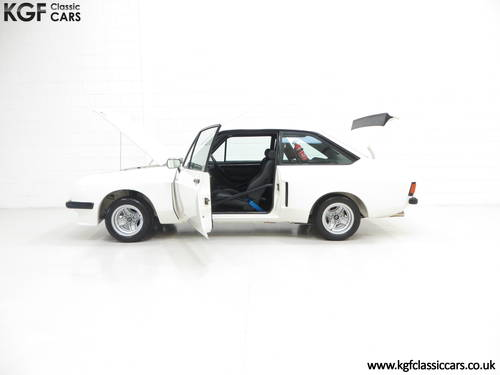 1978 A Tremendous Mk2 Ford Escort RS2000 X Series SOLD (picture 3 of 6)