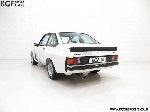 1978 A Tremendous Mk2 Ford Escort RS2000 X Series SOLD (picture 4 of 6)