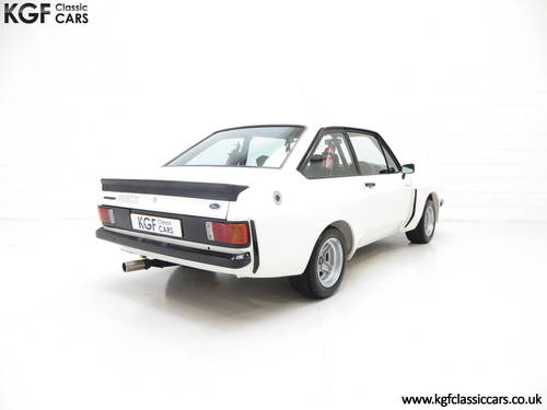 1978 A Tremendous Mk2 Ford Escort RS2000 X Series SOLD (picture 5 of 6)