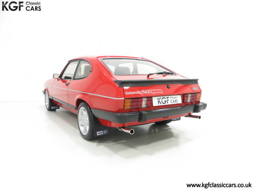 1983 The Ultimate Ford Capri 2.8 Injection Turbo Technics SOLD (picture 4 of 6)
