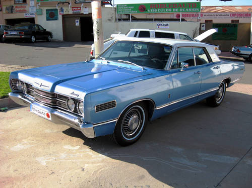 1967 Ford Mercury Monterey Brougham For Sale (picture 1 of 6)