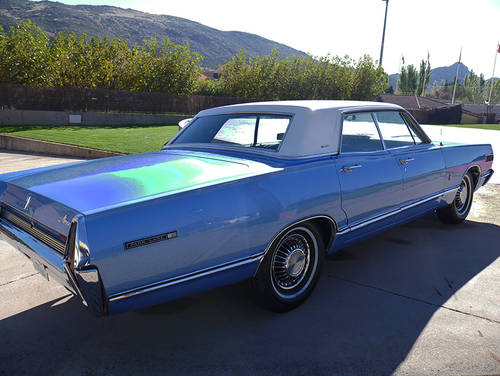 1967 Ford Mercury Monterey Brougham For Sale (picture 2 of 6)