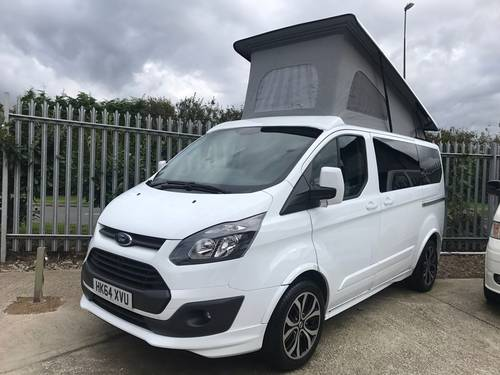 7e2d65637b ... 2015 Ford Transit Custom 2.2 TDCi ECOnetic 270 CAMPER For Sale (picture  1 of 6 ...