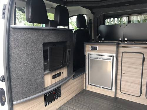2015 Ford Transit Custom 2.2 TDCi ECOnetic 270 CAMPER For Sale (picture 5 of 6)