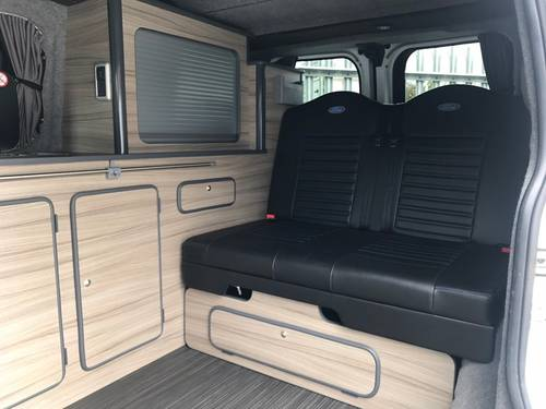 2015 Ford Transit Custom 2.2 TDCi ECOnetic 270 CAMPER For Sale (picture 3 of 6)