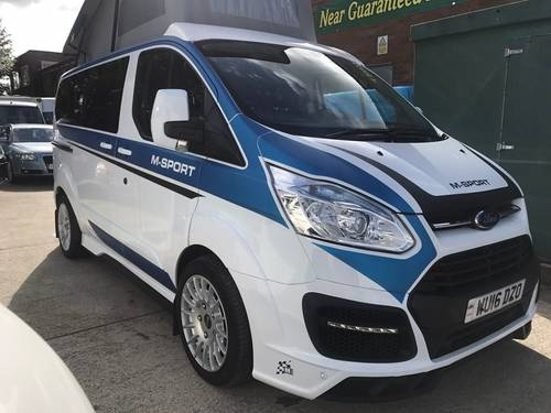 def52f02fd ... 2016 Ford Transit Custom 2.2 TDCi 290 L2H1 Limited edition For Sale  (picture 1 of ...