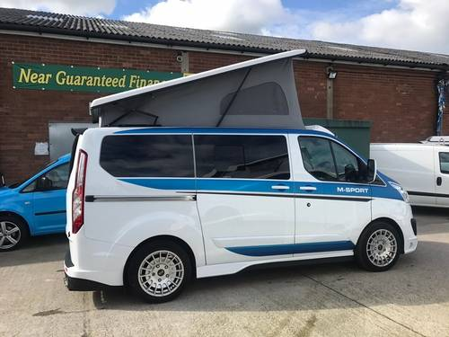 2016 Ford Transit Custom 2.2 TDCi 290 L2H1 Limited edition For Sale (picture 2 of 6)