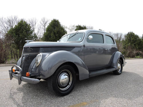 1938 Ford 2DR Sedan For Sale (picture 1 of 6)