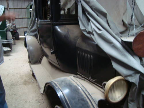 1924 Ford Doctors Coupe For Sale (picture 1 of 6)
