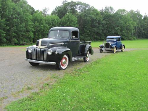 1947 Ford F1 Pickup SOLD (picture 1 of 6)