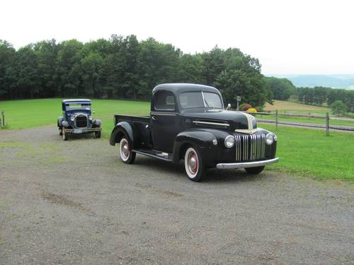 1947 Ford F1 Pickup SOLD (picture 2 of 6)