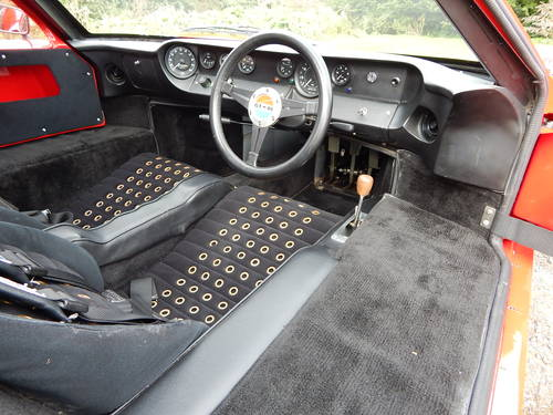 1968 GT40 Mark V powered by Ford (genuine Safir continuation car) For Sale (picture 5 of 6)