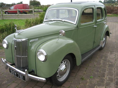 1953 Ford Prefect 19000 miles Deposit taken SOLD (picture 2 of 6)