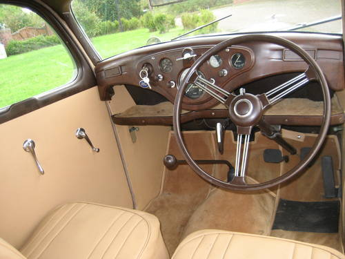 1953 Ford Prefect 19000 miles Deposit taken SOLD (picture 4 of 6)