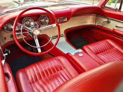 1962 Ford - Thunderbird Coupe' 390 c.i. S3 ASI OMOL. SOLD (picture 4 of 6)