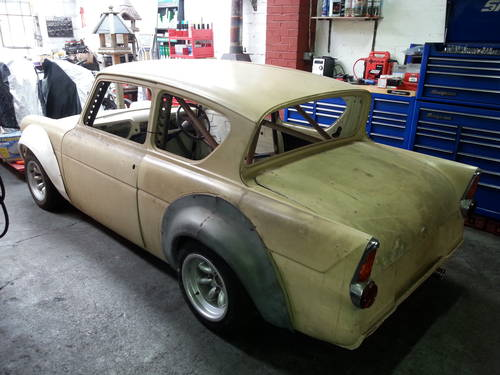 1960 Ford Anglia 105e MODIFIED  SOLD (picture 1 of 6)