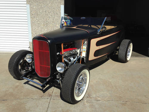 1932 Classic American Hot Rod For Sale SOLD (picture 1 of 6)