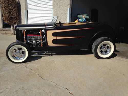 1932 Classic American Hot Rod For Sale SOLD (picture 2 of 6)