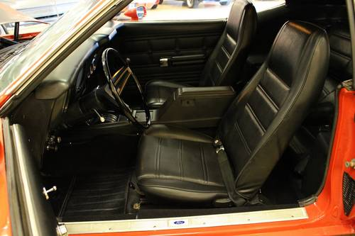 1972 Ford Mustang Mach 1 351 Cobra-Jet - Fully Restored  SOLD (picture 5 of 6)