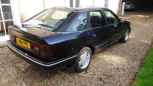 1992 Ford Granada Scorpio plus another for spares For Sale (picture 2 of 6)
