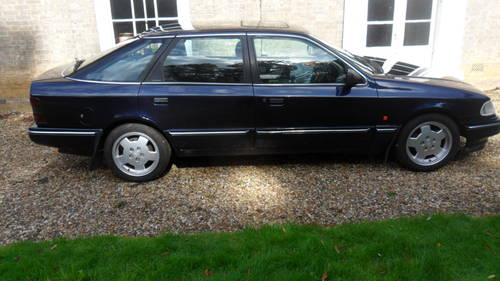 1992 Ford Granada Scorpio plus another for spares For Sale (picture 4 of 6)