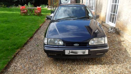 1992 Ford Granada Scorpio plus another for spares For Sale (picture 5 of 6)