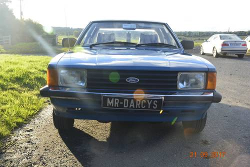 1982 Ford Cortina Crusader for sale. SOLD (picture 1 of 6)